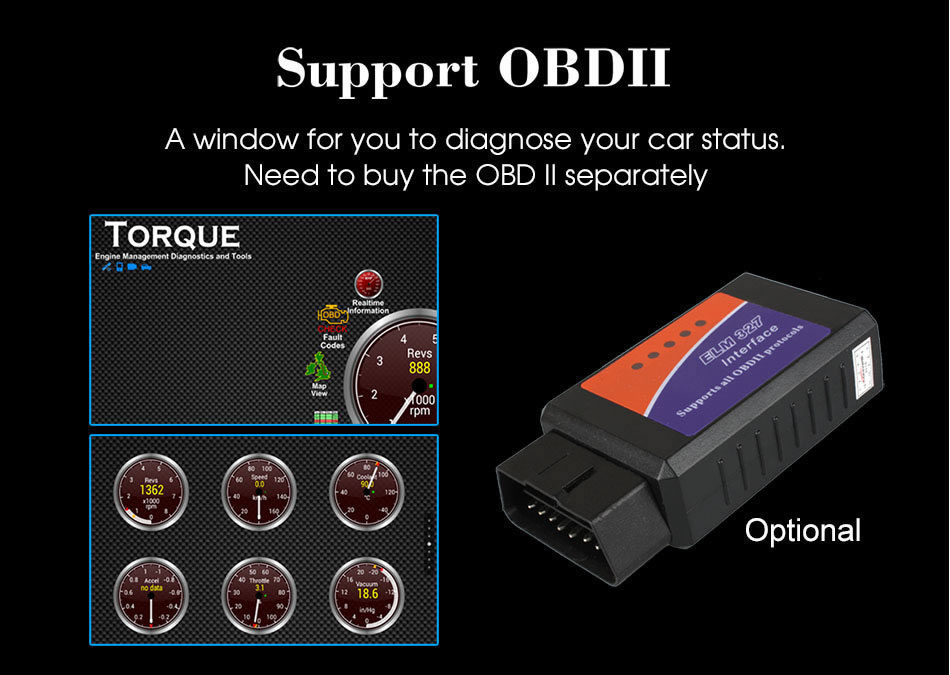 Car dvd C600 OBD