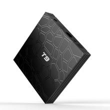 цены RK3328 Quad Core T9 Android 8.1 TV BOX 4GB 64GB USB3.0 H.265 HEVC 1080p Wifi 5GHz BT4.0 Youtube Set Top Box media player