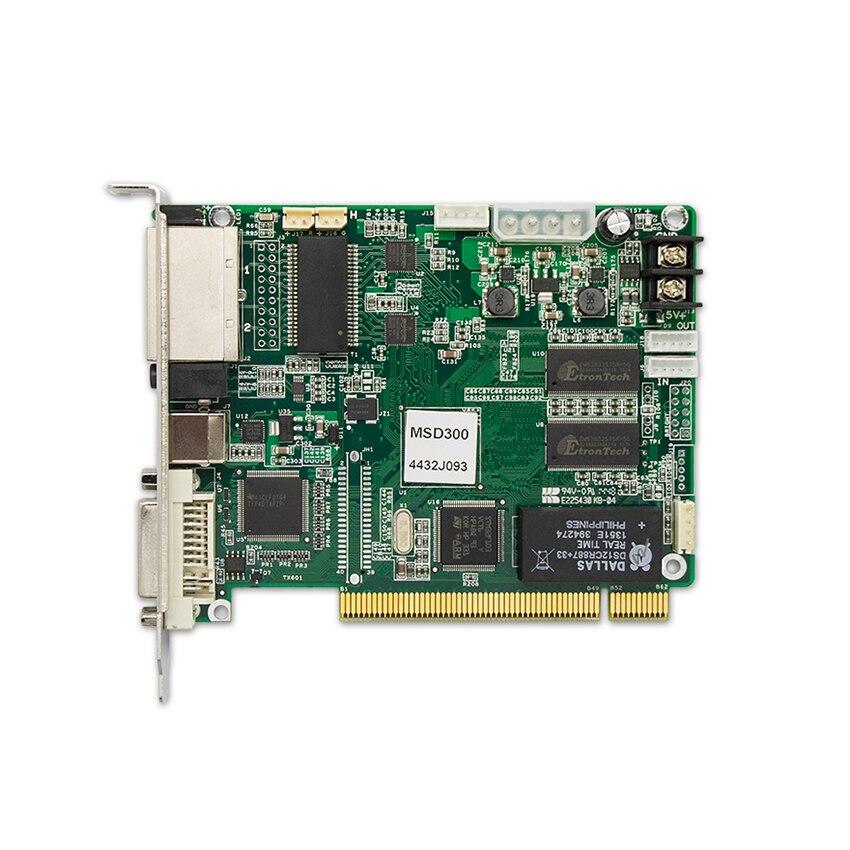Nova MSD300 Sending Card Full Color Led Screen Controller Synchronous Led Video Wapp Panel Sending Card