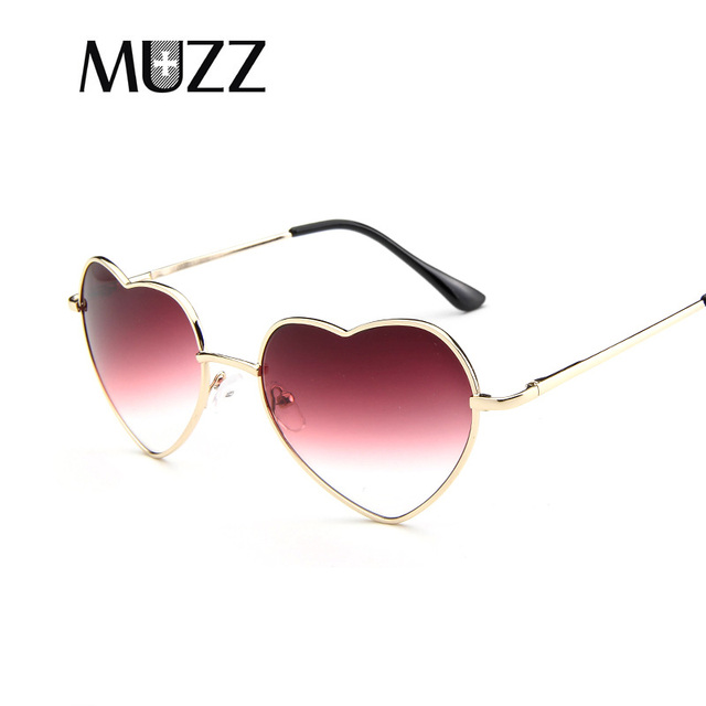 19ad1bfde69 love heart sunglasses women cat eye vintage Christmas gift black pink red  heart shape Metal Frame sun glasses for women uv400