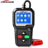 2019 Best Autoscanner KONNWEI KW680 OBD 2 Car Diagnostic Scanner Engine Analyzer Fault Code Scanner for Car Diagnosis Escaner