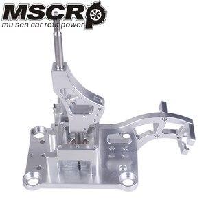 Image 2 - Billet Shifter Box for RSX Integra DC2 Civic EM2 ES EF EG EK w/ K20 K24 Swap without shift knob