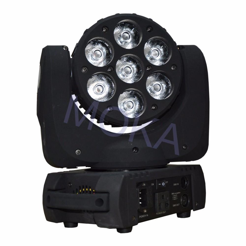 7x12w moving head light 6