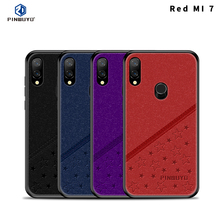 PINWUYO For Xiaomi Redmi 7 6.26 Case Cover Back Cases Full Protective Phone