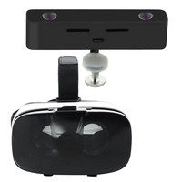 HD Dual Lens 3D Stereo Camera With 3D VR Headset 3D VR Glasses