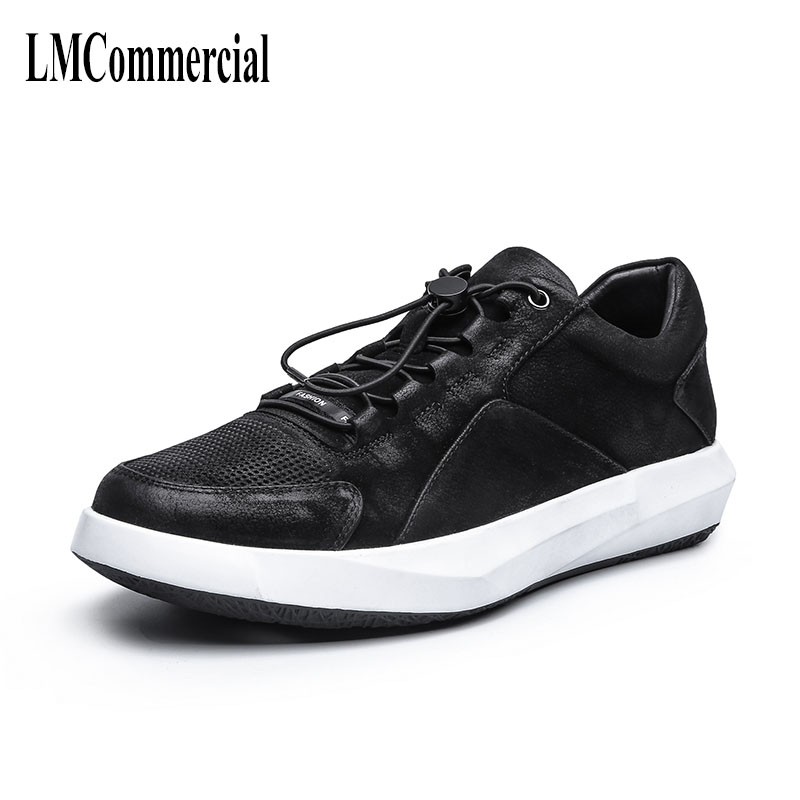 male winter shoes retro trend of Korean young men all-match leather shoes men breathable sneaker fashion casual shoes, Leisure autumn winter european british retro men shoes male leather breathable sneaker fashion boots men casual shoes handmade fashion