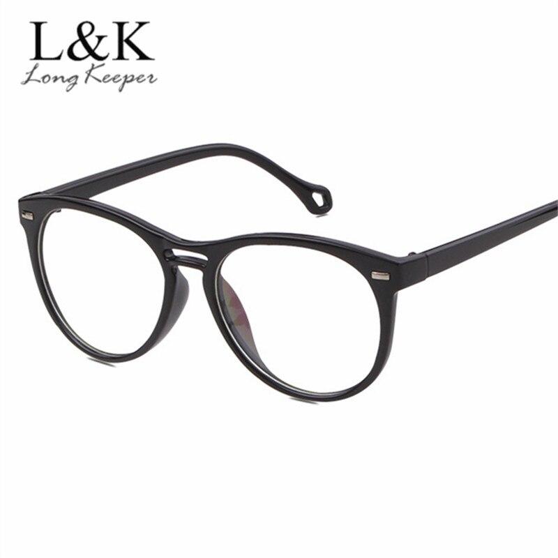 ba3bc7941557 Classic Retro Frames Glasses Clear Lens Nerd Designed Reading Men Women Eyeglasses  Vintage Eyewear PC Frame Glasses-in Eyewear Frames from Apparel ...