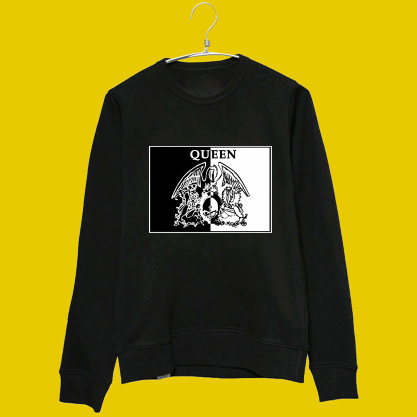 Popular Hoodie Queen Band-Buy Cheap Hoodie Queen Band lots from ...