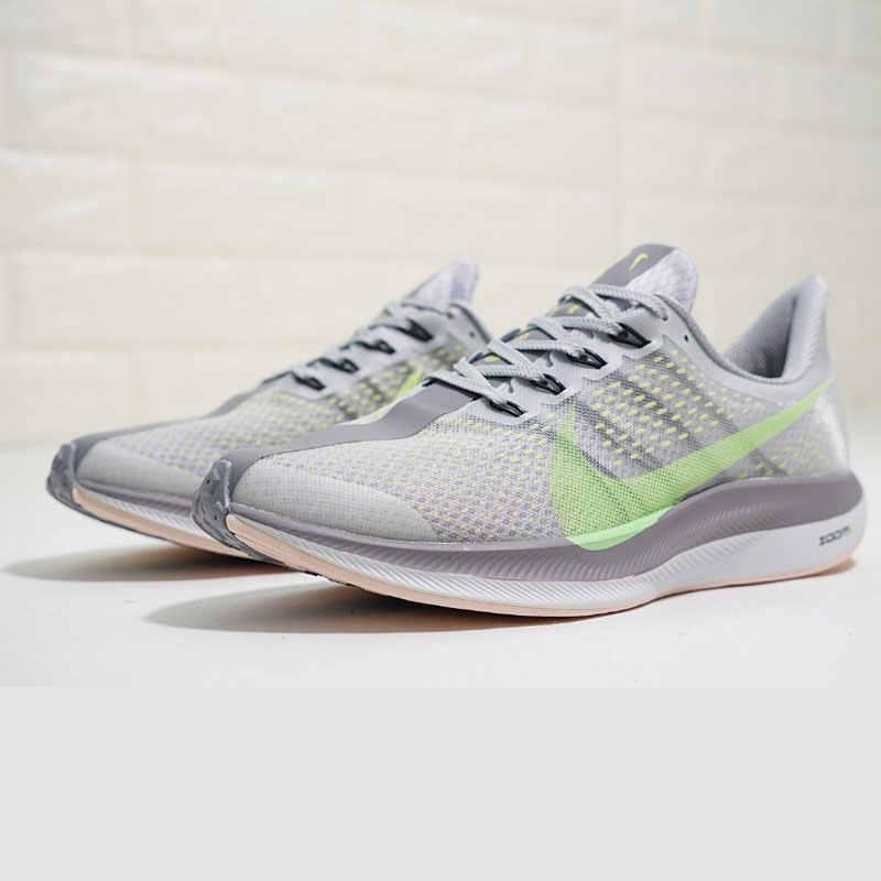 Nike Zoom Pegasus Turbo 35 Men Running Shoes, Wear resistant Outdoor Sports 2019 New Arrival Designer Athletic BV6656 016