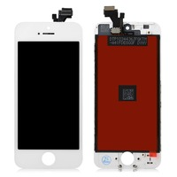 Khisol AAA Quality LCD Frame Assembly For IPhone 5S LCD Display With Touch Screen Digitizer Cell