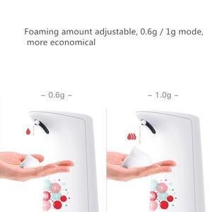 Image 2 - Youpin Mijia Xiaowei Intelligent Auto Induction Foaming Hand Washing Machine Soap Dispensers Hand Washer (Update version)