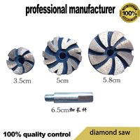 stone working diamond cutting wheel for stone marble granite brick and tiles at good quality export to many countries