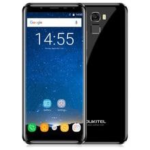Oukitel K5000 4 г Phablet Android 7.0 5.7 дюймов mtk6750t Octa Core 1.5 ГГц 4 ГБ Оперативная память 64 ГБ Встроенная память 16.0mp сзади Камера сканер отпечатков пальцев