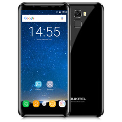 OUKITEL K5000 4G Phablet Android 7.0 5.7 inch MTK6750T Octa Core 1.5GHz 4GB RAM 64GB ROM 16.0MP Rear Camera Fingerprint Scanner