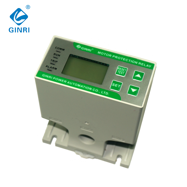 Motor Protection Relay MDB 501Z Over Under Voltage Current Pump Compressor Overload Protector 380VAC