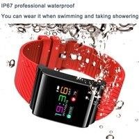 New X9PRO Smart Bracelet For Blood Pressure Blood Oxygen Heart Rate Detection Smart Bracelet With A