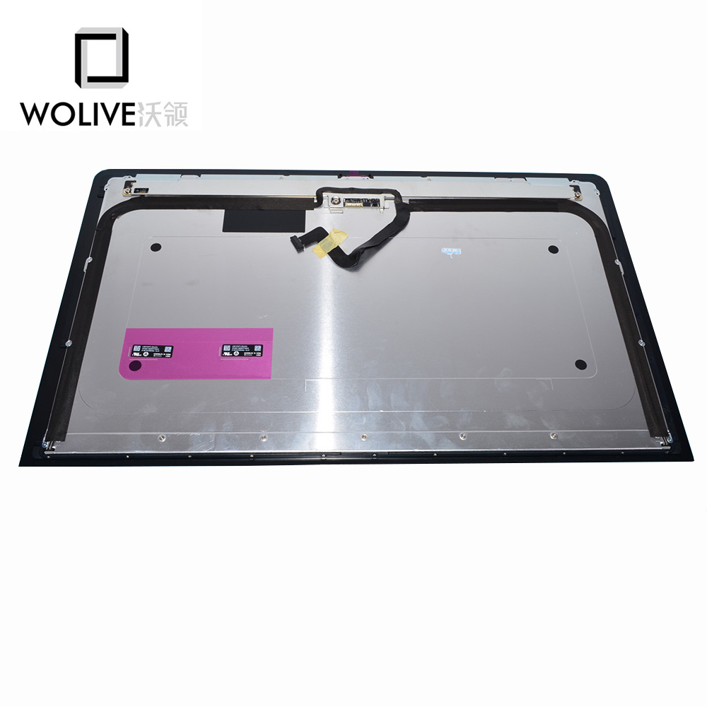 Wolive Brand New Genuine Working for iMac 21.5 A1418 LCD Screen Display Assembly LM215WF3 (SD)(D3) MD093 MD094 2012 2013 year