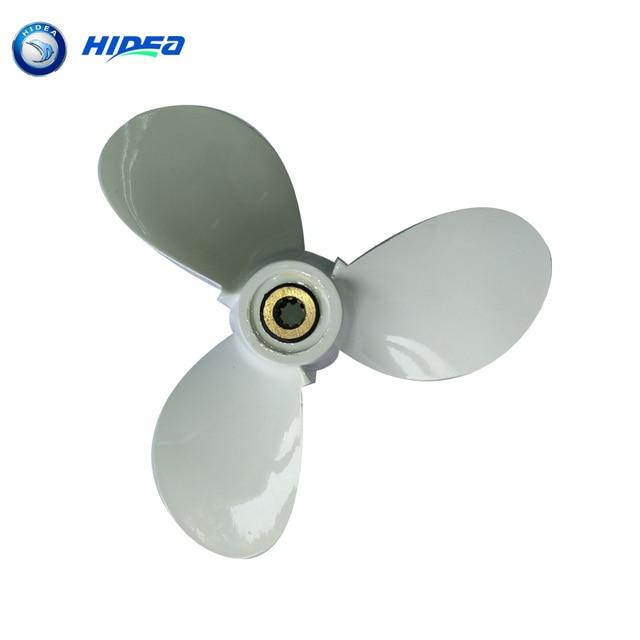 Hidea F4  4 Stroke 4 HP  Propeller 3*7-1/2*7 For YMH  F4MSH 6E0-45943-01-EL Outboard Motor