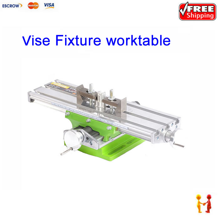 Fixture worktable X Y-axis adjustment Coordinate table high precise Cross slide