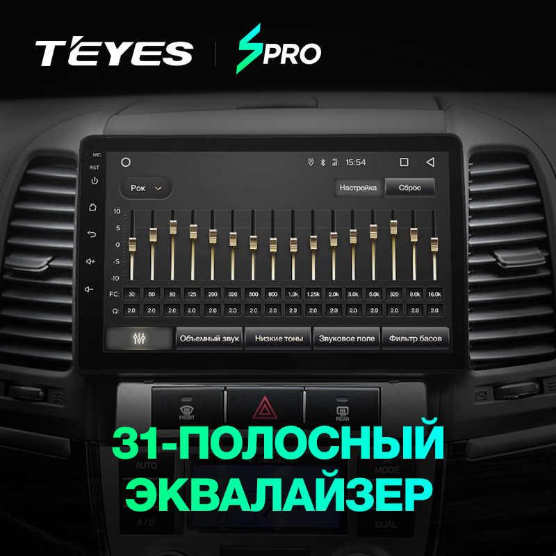 TEYES SPRO Auto Radio Multimedia geen 2 din android Video Speler Navigatie GPS Voor Hyundai Santa Fe 2 2006- 2012