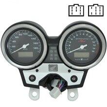 게이지 클러스터 속도계 타코미터 케이스 혼다 CB400 VTEC IV 2008 2012 09 10 11