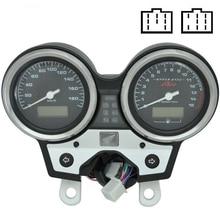 مقاييس العنقودية عداد السرعة مقياس سرعة الدوران لهوندا CB400 VTEC IV 2008 2012 09 10 11