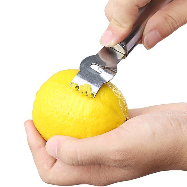 Stainless Steel Lemon Peeler