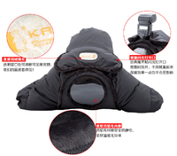 100 Down High Quality Protective Cold Rain Resistant Cover Gloves For Canon Nikon Sony SLR Cameras