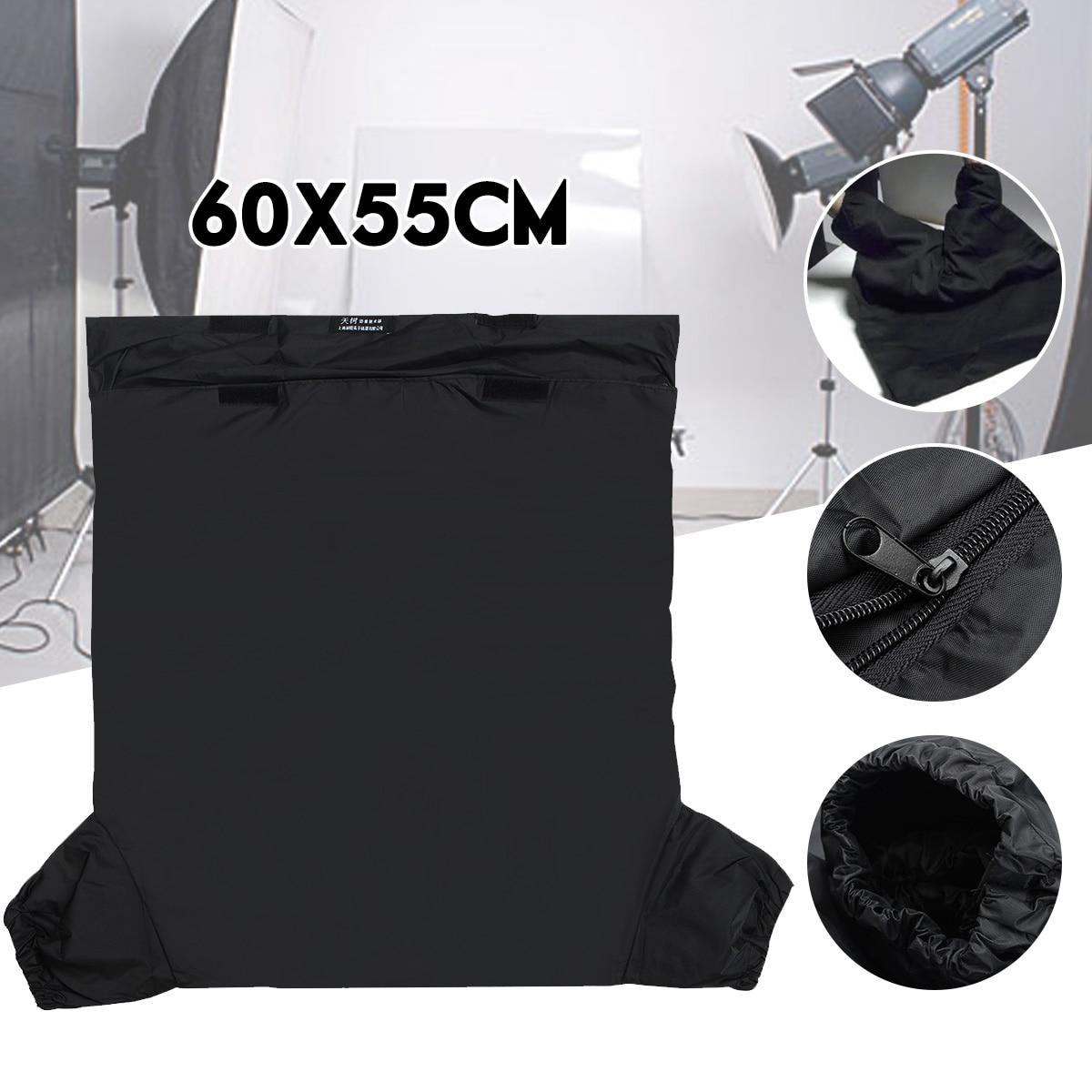 60cm x 55cm New Portable Darkroom Camera Film Changing Bag  Load Photography Zipper Camera Bag60cm x 55cm New Portable Darkroom Camera Film Changing Bag  Load Photography Zipper Camera Bag