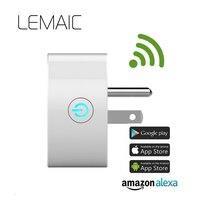 WiFi Smart Socket Alexa Plug Amazon Smart App Control Smart Timing Switch Remote Control