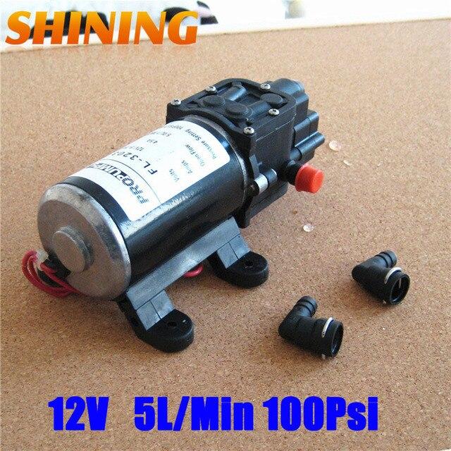 Comprar 100psi bomba de agua de alta for Bombas de agua electricas de presion