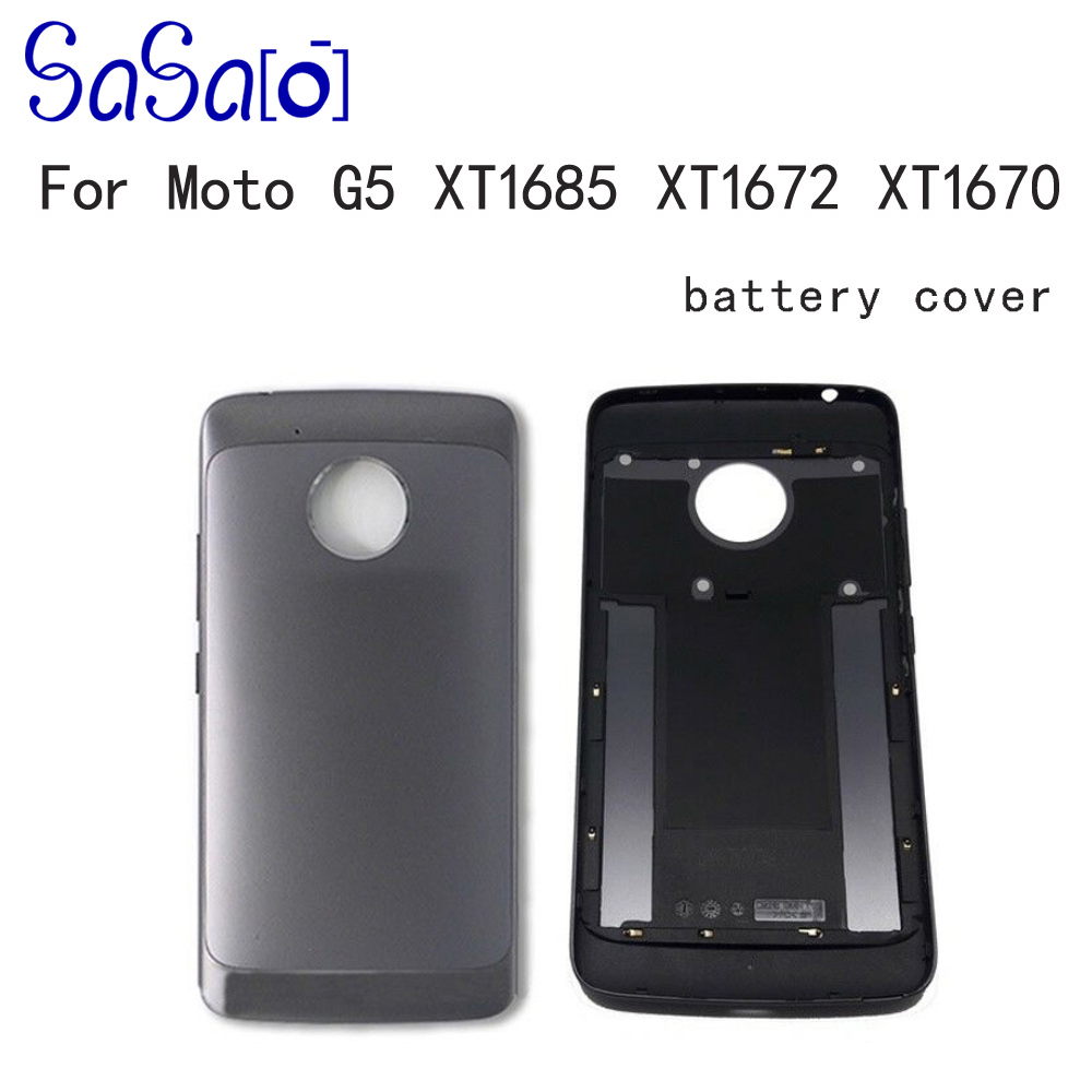 10 шт. Замена для Motorola Moto G5 XT1685 XT1672 XT1670 XT1671 крышка аккумулятора задняя крышка батарейного отсека задняя крышка корпуса|Корпусы и рамки для мобильных телефонов| | АлиЭкспресс