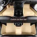 Kalaisike пользовательские автомобильные коврики для Luxgen все модели Luxgen 7 5 U5 SUV автомобильные аксессуары авто Стайлинг