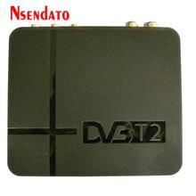K2 DVBT2 HD DVB-T2 Цифрового Ресивера Set-top Box Мультимедиа Плеер H.264/MPEG-4 Совместимый DVB-T T2 DBV для ТВ HDTV
