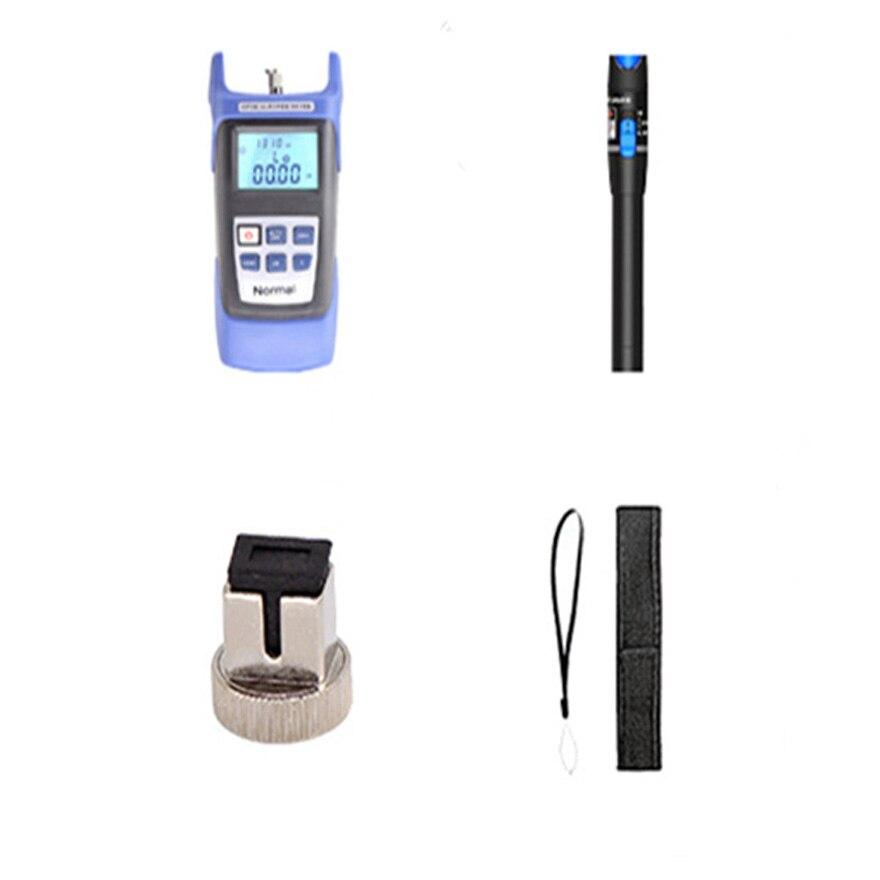 2 In 1 FTTH Fiber Optic Tool Kit Fiber Optical Power Meter -70 + 10dBm and 5km 1mW Visual Fault Locator Fiber optic test pen2 In 1 FTTH Fiber Optic Tool Kit Fiber Optical Power Meter -70 + 10dBm and 5km 1mW Visual Fault Locator Fiber optic test pen