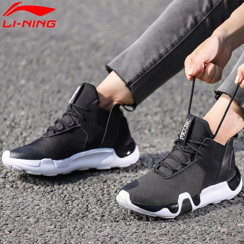 LI Ning Women SAMURAI II WS GS Wade Leisure Shoes Cushion Bounce LiNing li ning CLOUD Durable Sport Shoes Sneaker AGWN022 YXB231 Basketball Shoes     - title=