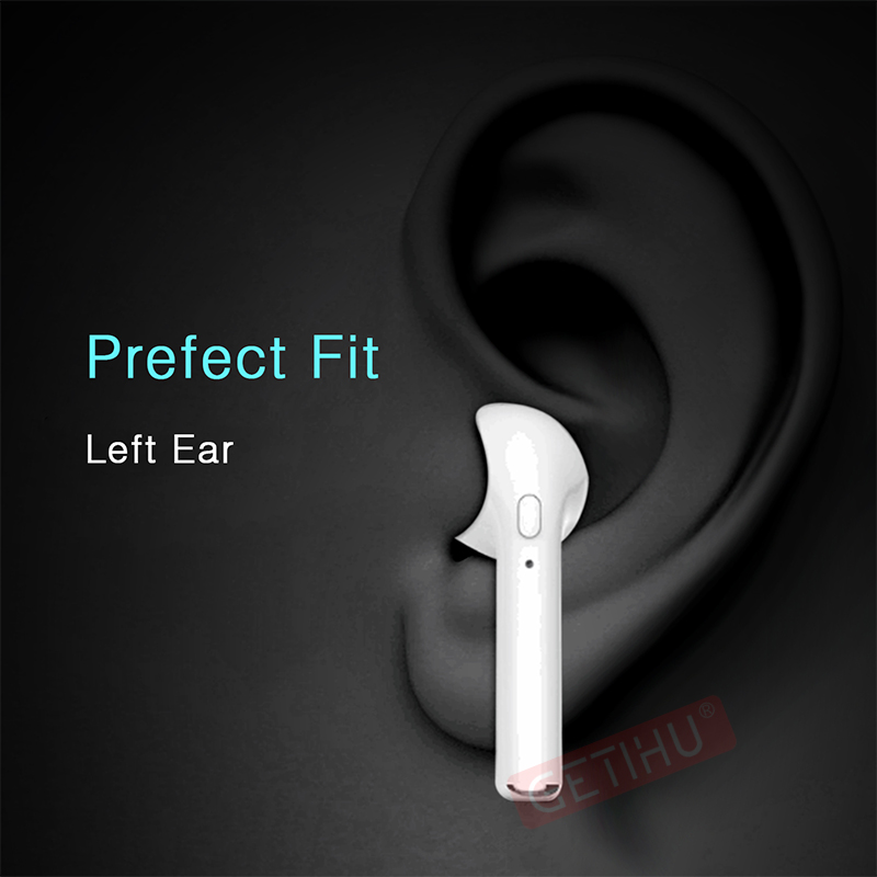 Mini Wireless Earphone Bluetooth Headphones Phone Sport Headset in Ear Buds Earphones Headphone Earpiece For iPhone 6 7 8 stereo (6)
