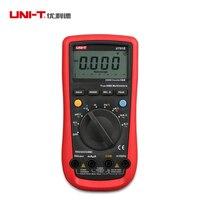 UNI-UT61E Digitale Multifunctionele Multimeter AC DC Spanning Stroom Meter Weerstand Capaciteit HFE Frequency Gauge Data Hold