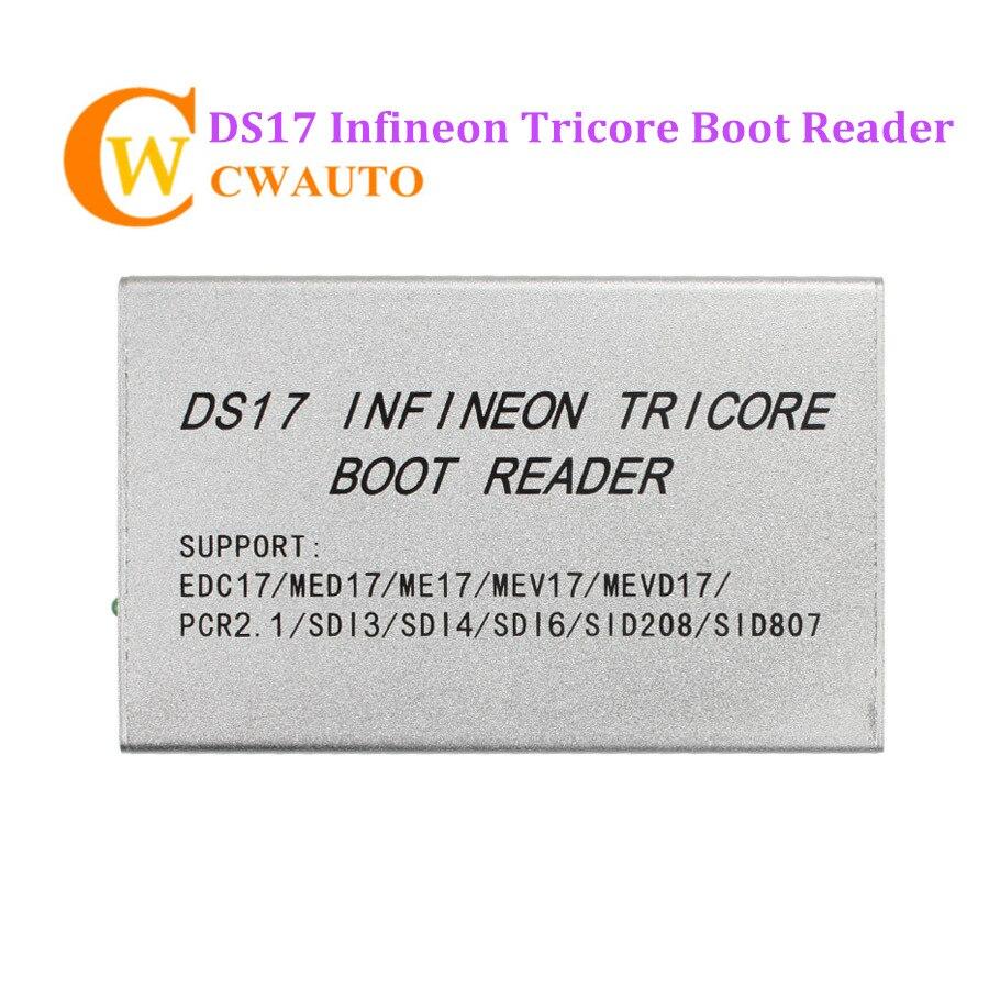 DS17 Infineon Tricore Boot Reader Support EDC17 MED17 ME17 MEV17 MEVD17 Update Version Of BDM100 ECU Programmer