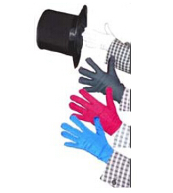 Color Changing Gloves,A Multiple Quick Change With Gloves - Stage Magic Trick, Magician,Accessories,Gimmick,Comedy, vanishing radio stereo stage magic tricks mentalism classic magic professional magician gimmick accessories comedy illusions
