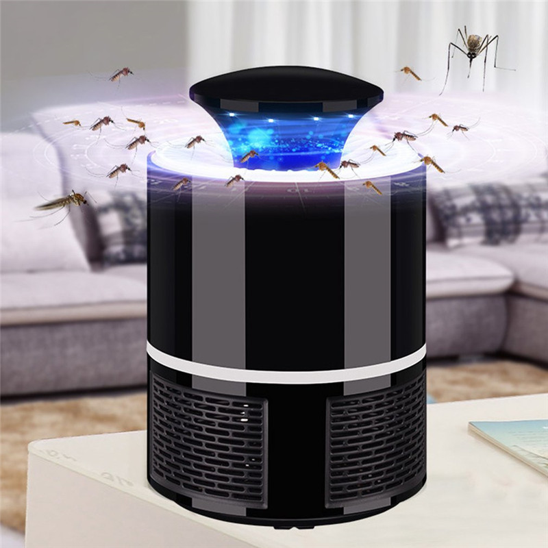 Pest Repeller Insect-Killer-Lights Anti-Mosquito-Trap Lamp Led-Night-Light Electronics