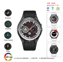 KW88Pro kw88 pro 3G Smartwatch Phone Android 7.0 MTK6580 Quad Core 1.3GHz 1GB RAM 16GB ROM Smartwatch phone watch