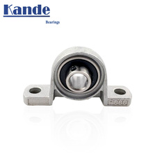 Kande Bearings KP08 1pcs Zinc Alloy Miniature Vertical Bearings/ Mounted / Bore: 8mm