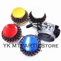 mini 49CC Performance 19mm Carb Carburetor Air Filter Assembly for 2 stroke 47cc 49 Cc Mini Pocket Bike ATV