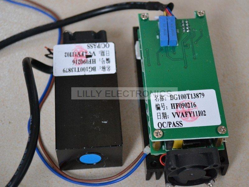 100mw 220v 532nm Green Laser Module Diode TTL with TEC fat beam 60mw 532nm laser diode module w ttl