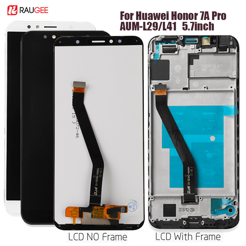 Display For Huawei Honor 7A Pro AUM-L29/L41 Lcd Touch Screen display Replacement for Honor 7A lcd AUM-AL00 AL20 TL00 TL20 5.7Display For Huawei Honor 7A Pro AUM-L29/L41 Lcd Touch Screen display Replacement for Honor 7A lcd AUM-AL00 AL20 TL00 TL20 5.7