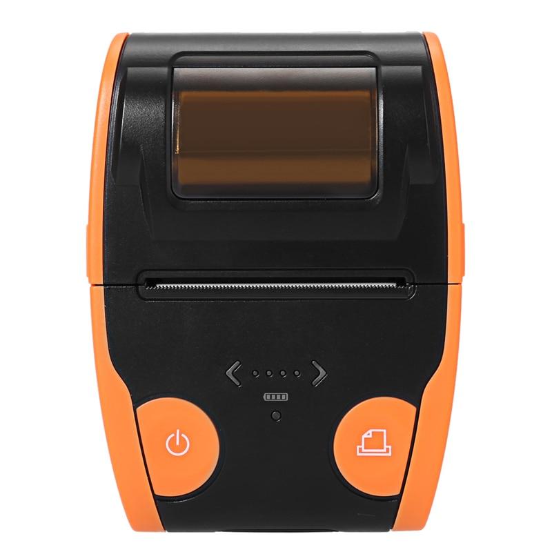 58mm Mini Tragbare Bluetooth Android Thermodrucker Pos Drucker Attraktives Aussehen