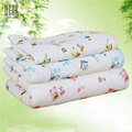 Large Baby Changing Mat Bamboo Fiber Bebe Baby Waterproof Changing Pad Urine Mat Cotton Sheets For Newborn Nappy Pad 5 Size