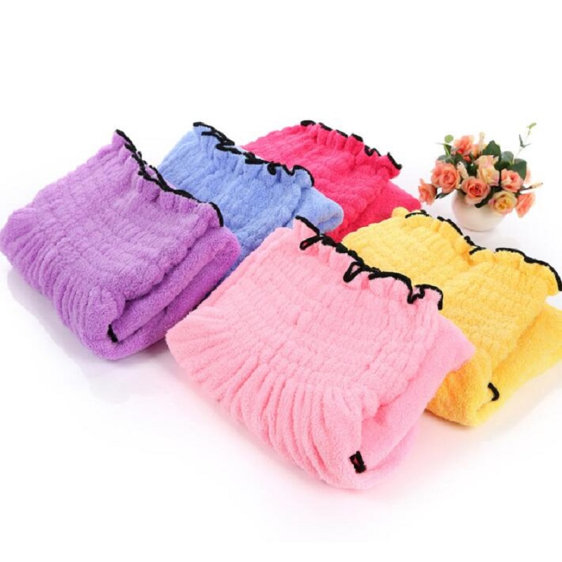 Ubrush New Dress Style Bath Towel Quickly-dry For Women Soft And Comfort Can Be Used As Dress For Color Cute Polyester Towel Home Textile
