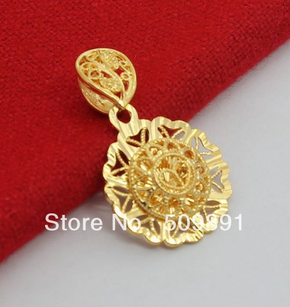 Alibaba aliexpress alibaba aliexpress nec1509 fashion 24k gold colou chic sun pendant necklaces for women men jewelry mozeypictures Choice Image